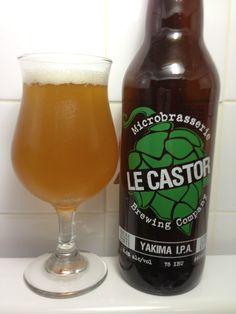 C'est la rigaudienne Microbrasserie Le Castor - Le Castor Brewing Co. qui se mérite les éloges de Sylvain cette semaine avec sa superbe Yakima.