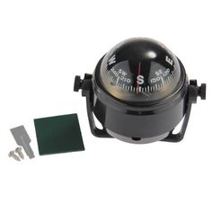 Super sell Pivoting Compass Dashboard Dash Mount Marine Boat Truck Car Black