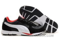 d17047bd3d6c Mens Puma New Shoes In Black White Red For Sale