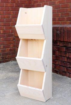 How to build a DIY West Elm Cubby Shelf