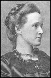 Dame Millicent Garrett Fawcett, pioneer of woman's suffrage. Married to Henry Fawcett and younger sister to Elizabeth Garrett Anderson
