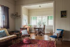 A Warm, Bohemian Country Style Australian Home