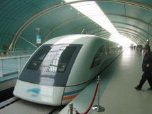 Shanghai Transrapid ... da war ich auch mit unterwegs 430km/h.. must see!