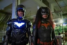 Batwoman, Ryan Leslie, Robin Givens, Nathan Owens, Big Joke, She's A Woman, Superman Lois, Birth Mother