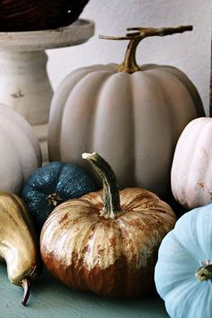 Don't be basic with your pumpkins this Halloween. Here are 13 great chic pumpkin options!