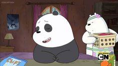 We Bare Bears Wallpapers, We Bear, Bear Wallpaper, Reaction Pictures, Panda Bear, Funny Cute, Cute Drawings, Pugs, Memes