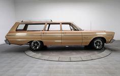 1966 Plymouth Fury II | Station Wagon