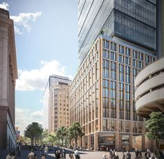 Sydney Metro Martin Place Towers - Build Sydney