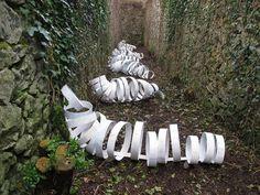 Art installation prision
