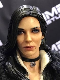 Prime 1 Witcher statues - Tokio Comic Con 2016 #TheWitcher3 #PS4 #WILDHUNT #PS4share #games #gaming #TheWitcher #TheWitcher3WildHunt