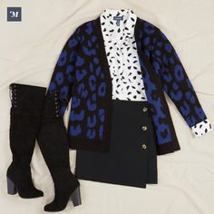 Fall Dresses, Fall Outfits, Cute Outfits, Black Colors, Early Fall, Womens Toms, Fall Looks, Leather Booties, Classic White