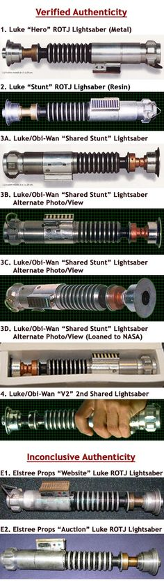 luke skywalker lightsaber empire strikes back - Google Search