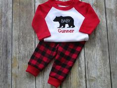 3948cfe7a Newborn Boy Outfit,Baby Boy Coming Home Outfit,Bear Boy Set, Baby Bear