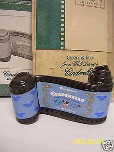 Walt Disney Cinderella Opening Title Figurine