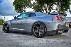 Nissan GTR, while I prefer the older versions,I have to admit that these cars are something else. - LGMSports.com