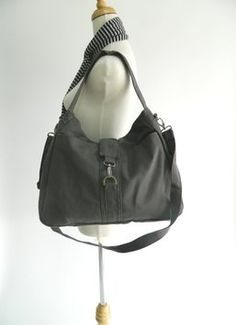 Jessie's Studio Shoulder Laptop Black Messenger Bag