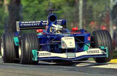 Kimi Raikkonen - Sauber, 2001