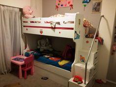 Kids room Bunk Beds, Kids Room, Toddler Bed, Loft, Furniture, Home Decor, Homemade Home Decor, Lofts, Trundle Bunk Beds