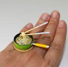 Japanese ramen ring :)