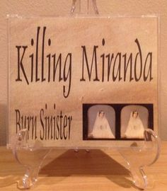 Killing Miranda - Burn Sinister Goth Industrial Alternative | eBay