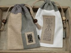 Potli Bags, Diy Tote Bag, Burlap Lace, String Bag, Couture Sewing, Linen Bag, Denim Bag, Sewing Box, Goodie Bags