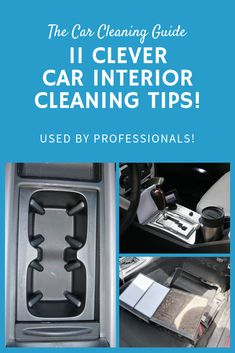 11 Clever Car Interior Cleaning Tips! 11 Clever Car Interior Cleaning Tips!,Car Cleaning Interior Cleaning your car's interior can be difficult and time consuming. Here are 11 great car interior cleaning tips to make. Cleaning Headlights On Car, How To Clean Headlights, Car Headlights, Car Cleaning Hacks, Car Hacks, Foam Paint Brush, Clean Car Carpet, Car Guide, Professional Cleaning Services