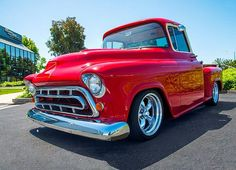 57' Chevrolet Pickup Truck