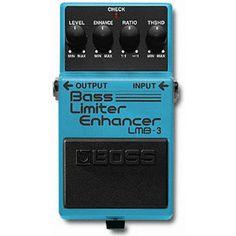Bass Limiter/Enhancer - Van De Moer Instruments