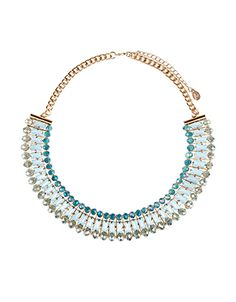 Layla Beaded Statement Necklace