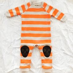 mini munster swiper romper