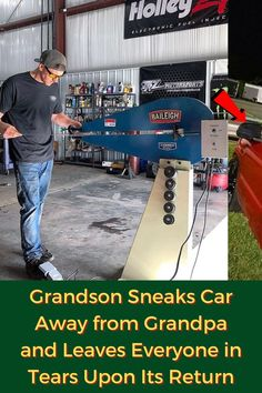 #Grandson #Sneaks #Car #Away #Grandpa #Leaves #Everyone #Tears #Upon #Return Huda Beauty Lipstick Swatches, Nude Lipstick, Ralph And Russo Shoes, Belly Button Piercing Cute, Short Blonde Bobs, Bump Pictures, Vivid Hair Color, Cute Christmas Outfits, Leo Traits