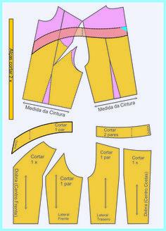 diy pattern making top - PIPicStats Dress Sewing Patterns, Blouse Patterns, Clothing Patterns, Pattern Cutting, Pattern Making, Costura Fashion, Make Your Own Clothes, Sewing Lessons, Pattern Drafting