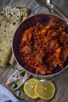 A royal mutton/lamb curry which is very popular in the northern regions of India. This is traditionally made in a special clay pot which is called as Handi, that's why the name. But this can …
