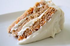 carrot cake to try