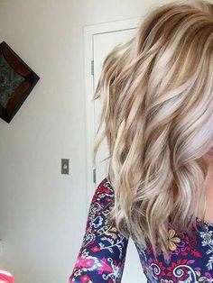 30 Brown & Blonde Haarfarbe Kombinationen kombinationen haarfarbe brown blonde
