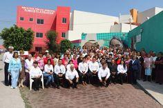 Para rendir un homenaje a los adultos mayores de Chimalhuacán, el Sistema DIF…