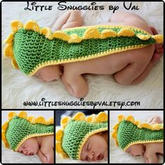 A personal favorite from my Etsy shop https://www.etsy.com/listing/105697140/lsbv-newborn-dinosaur-photography-prop