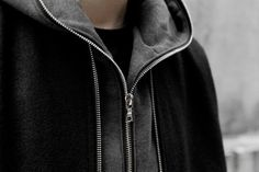 Caleb was never hugged by his parents. His hoodies provide him with the same comfort a hug does. This is why he starts wearing them less as his relationship with Lucas flourishes.