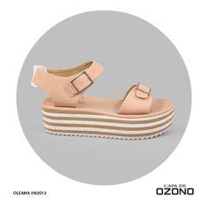 Capa de Ozono - Primavera Verano 2014 - Oleana 316201-2
