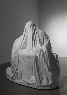John Isaacs - The Architecture of Empathy, 2014, Carrara statuario marble