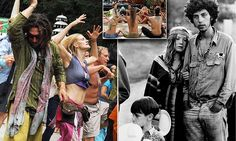 Inside the world of the modern 'neo hippy' who seek bliss through transformational festials and meditation unlike the drugged up flower children of the 1960s | Daily Mail Online