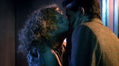 And while we're on the subject of River Song, how / when does she find out the Doctor's name?
