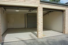 Photo finish: How to paint your garage floor Hall Carpet, Carpet Tiles, Beige Carpet, Modern Carpet, Outdoor Rooms, Outdoor Decor, Blue Ceilings, Ceiling Tiles, Color Tile