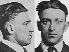 Hymie Weiss ^Although this is another Chicago Gangster, what I like about him is his longer, more unkempt hair. This is what I have in mind for someone such as Romeo or Mercutio. Al Capone, Italian Mobsters, 1920s Gangsters, Chicago Outfit, Scum Of The Earth, Empire Season, Mafia Gangster, Life Of Crime, The Valiant