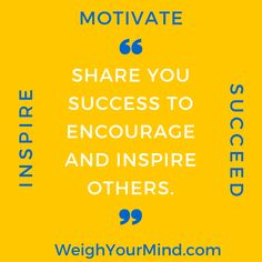 Share your success t...