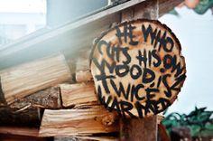 #wisdom #wood