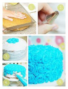 Cute cake idea