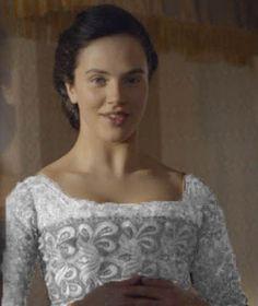 The beautiful Lady Sybil