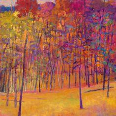 New Work:  Autumn Movement by Ken Elliott  Steamboat Center for the Arts, Steamboat Springs www.KenElliott.com