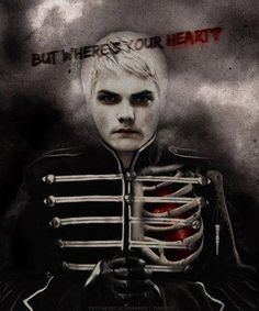 You can love Gerard or love Gerard. I chose both ❤